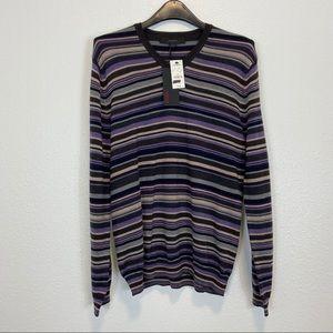 Express Extrafine Italian Merino Wool Sweater M